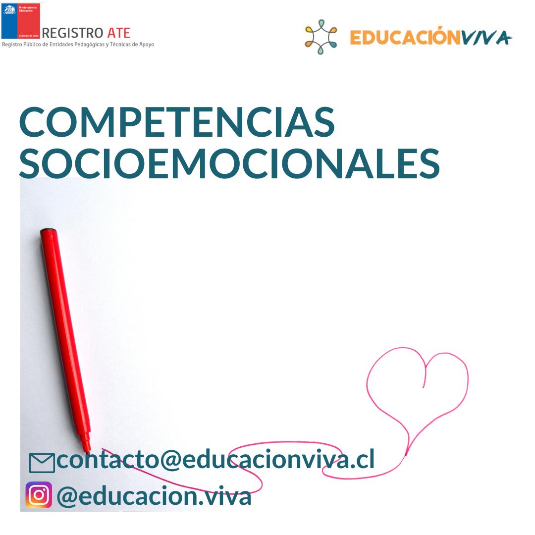 Competencias Socio-emocionales para educadores
